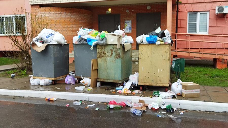 Компанию для вывоза мусора из Обнинска в очередной раз не смогли выбрать