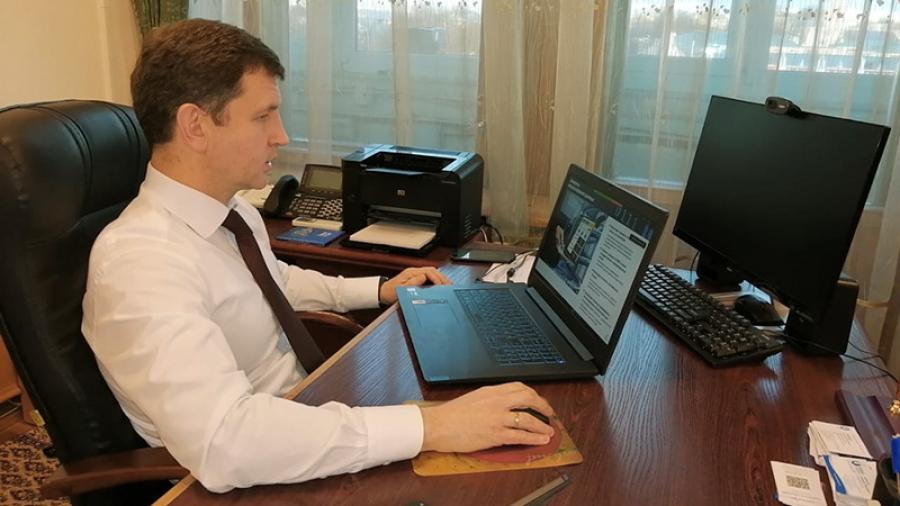 В Калужской области хотят создать региональную систему управления данными