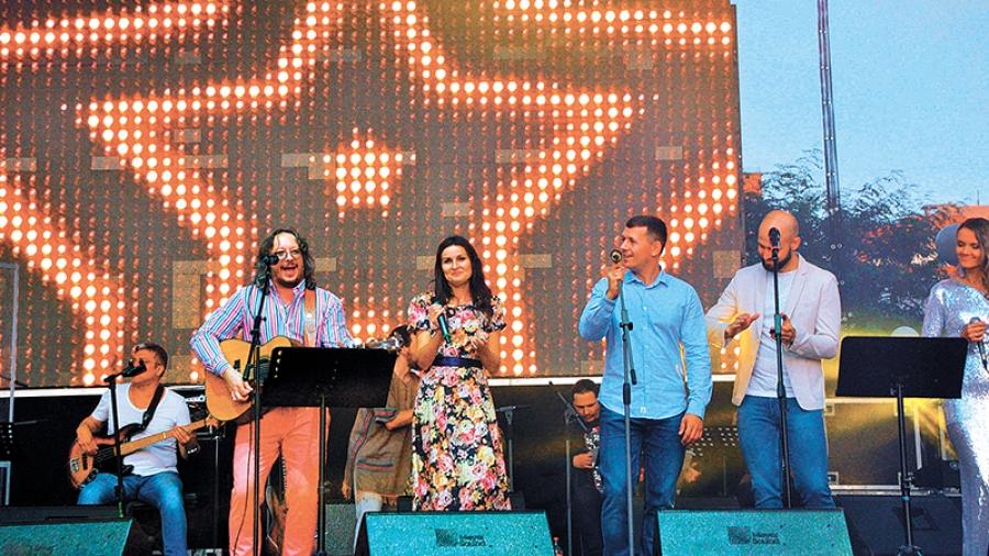 «Десять песен» в Обнинске