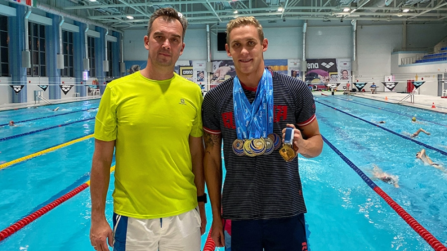 Доплыть до Олимпиады
