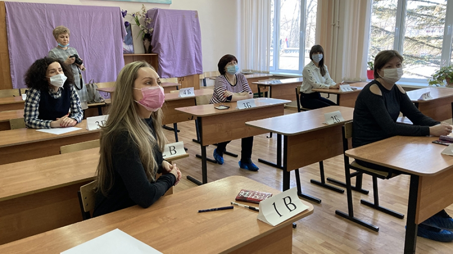 Как в первый раз: родители будущих выпускников Обнинска оказались «в шкуре» своих детей