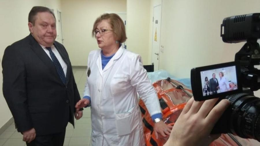 В Калужской области в случае необходимости готовы дать отпор коронавирусу
