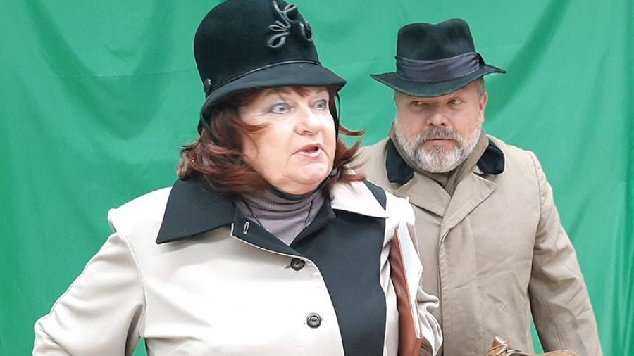 Неожиданный убийца. 28 ноября — премьера в театре им. Бесковой — детектив Агаты Кристи «Мышеловка»