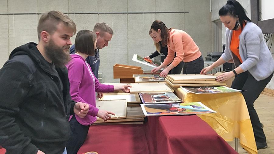 20-го марта в 15 часов в Музее истории Обнинска пройдет встреча с добровольцами отряда «ЛизаАлерт»
