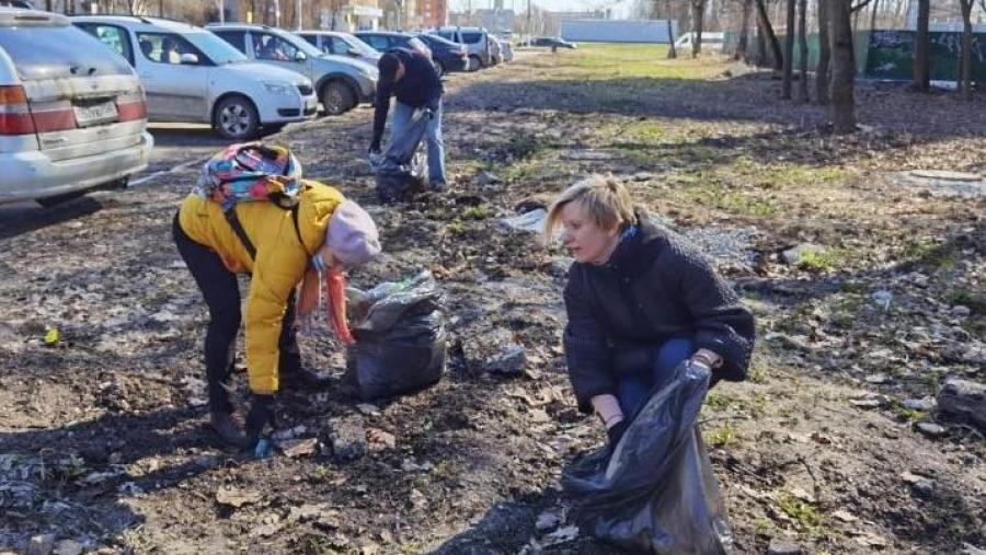 В Обнинске на прошлой неделе состоялось 37 субботников