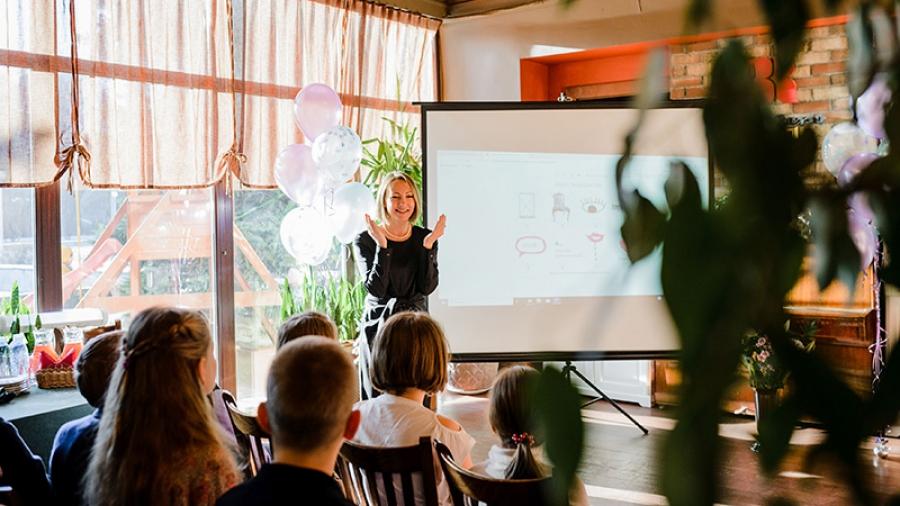 В Обнинске открылась «Школа культуры речи и поведения»