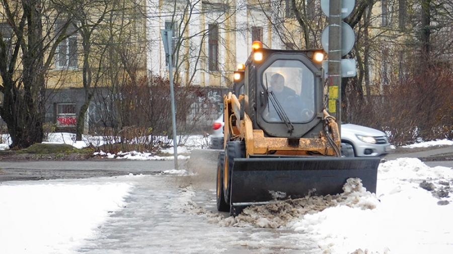 Ноябрьские капризы погоды показали, насколько коммунальные службы Обнинска готовы к зиме