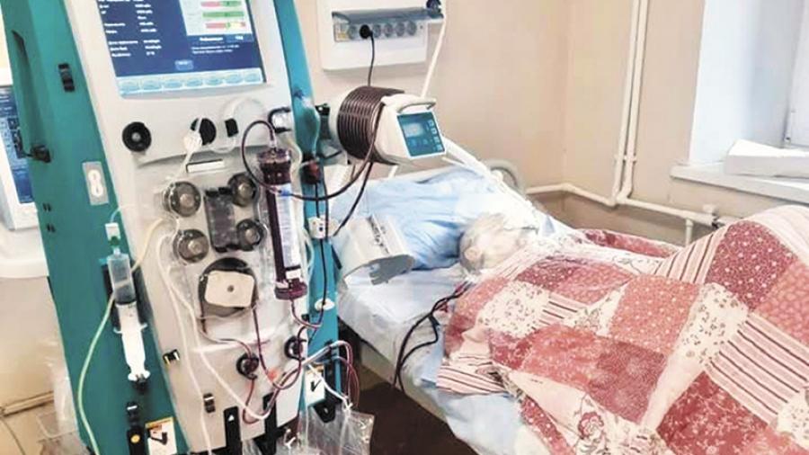 В Калужской области при лечении больных коронавирусом используют плазмообмен
