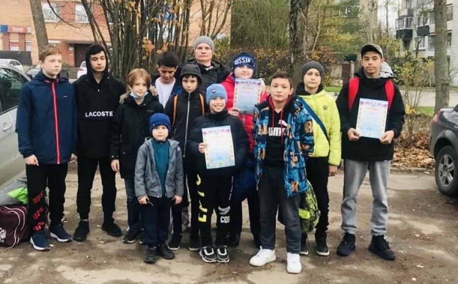 Обнинские боксеры привезли 8 медалей с соревнований в Калуге