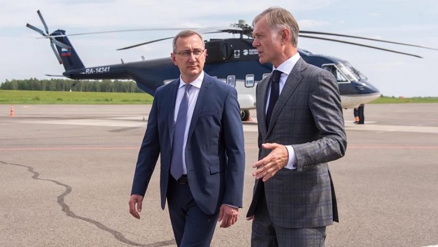 В Калужской области будут развивать санитарную авиацию