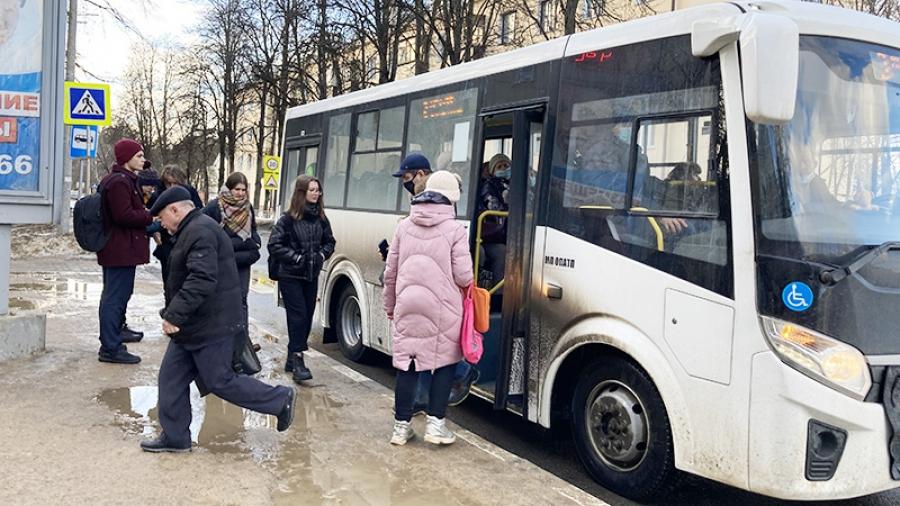 Владислав Шапша выступил против повышения тарифов на общественный транспорт