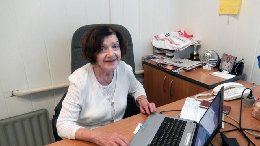 Нонна Черных. Журналист