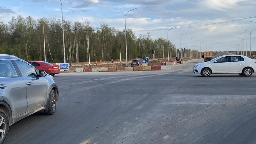В Обнинске в самом разгаре сезон ремонта и строительства дорог.Скоро у города появится новый въезд — в районе Кривского
