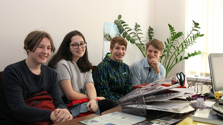 Обнинская гимназия вышла на международный уровень. В МАГАТЭ высоко оценили подготовку ее учеников