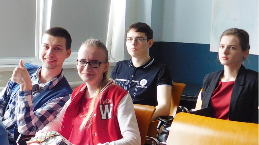Студенты ИАТЭ представили варианты решения проблем XXI века с помощью IT-технологий