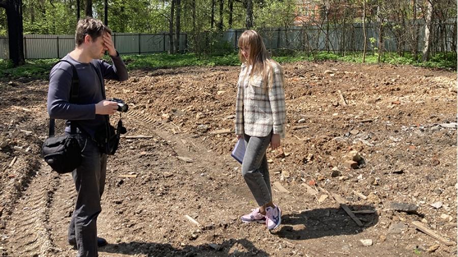 Обнинская бизнесвумен Лидия Марулина снесла объекты культурного наследия, объяснив это… своим неравнодушным характером