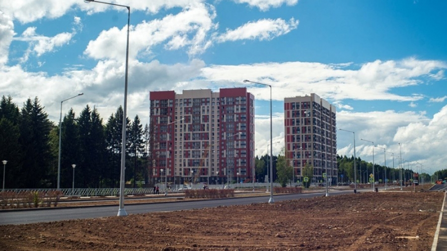 Выехать из нового ЖК «Олимп» в Обнинске до сих пор непросто