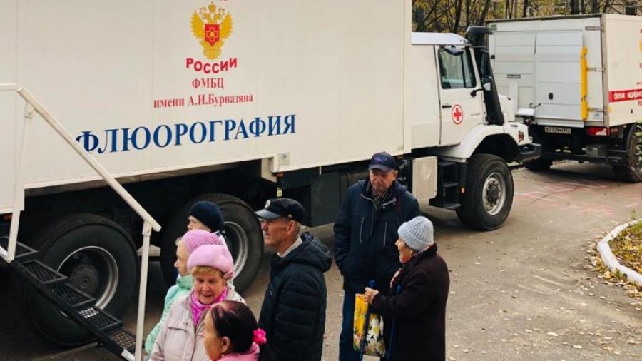 В Обнинске подвели предварительные итоги диспансеризации