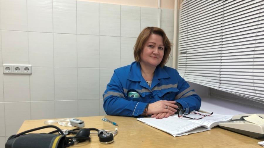 В обнинской поликлинике №1 КБ №8 открыли кабинет неотложной помощи