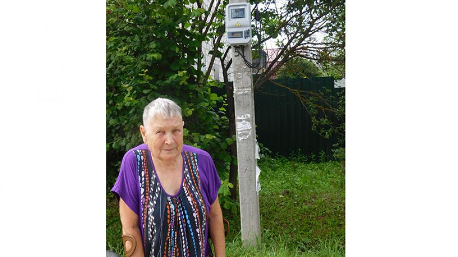 Из-за неразберихи с электронным счетчиком 83-летняя пенсионерка оказалась должна за электричество кругленькую сумму
