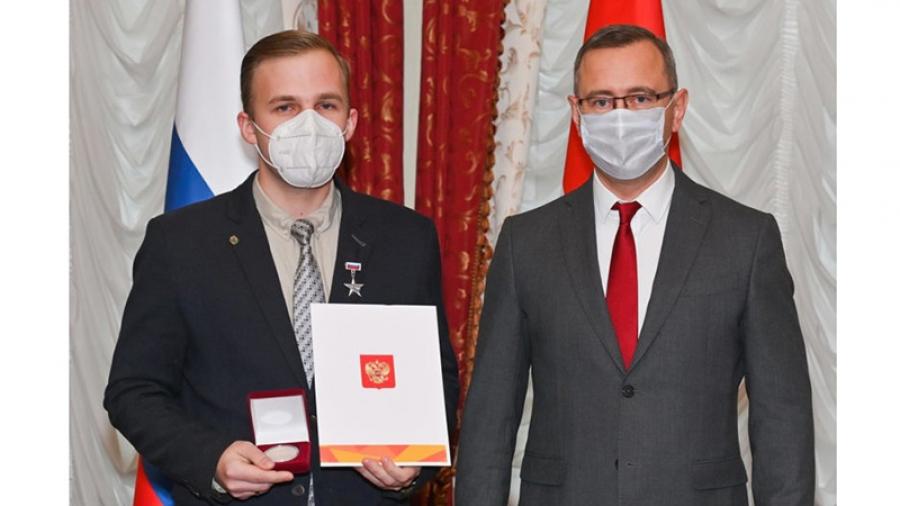 Человек года. Иван Резник