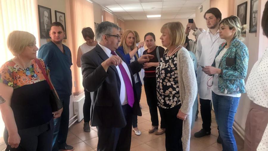 Взаимодействие умов: Обнинск посетила делегация врачей-онкологов из Института онкологии и радиологии Сербии