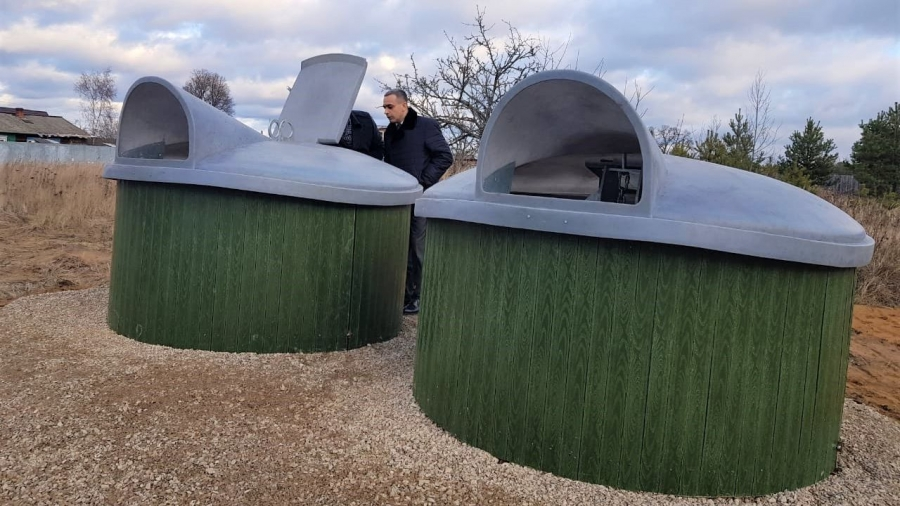 На новые мусорные контейнеры Калужская область потратит 170 млн