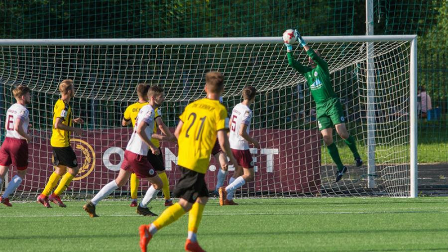 «Квант» в чемпионате страны по футболу во 2-й лиге — на 13-м месте из 16-ти. Это провал или достижение?