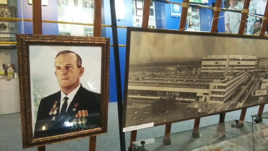 Вчера в Музее истории Обнинска открылась выставка, посвященная 110-летию со дня рождения Анатолия Мальского