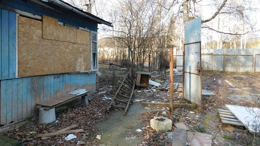 Еще один обнинский «объект культурного наследия» может сгореть со дня на день