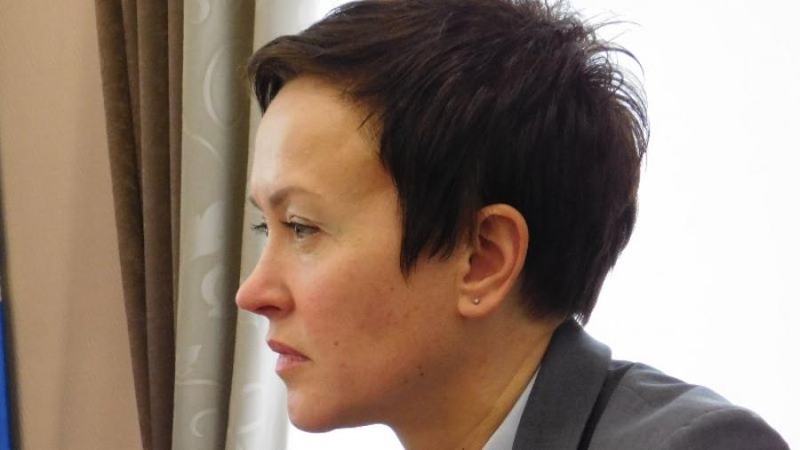 Карина Башкатова провела первую административную планерку в новой должности