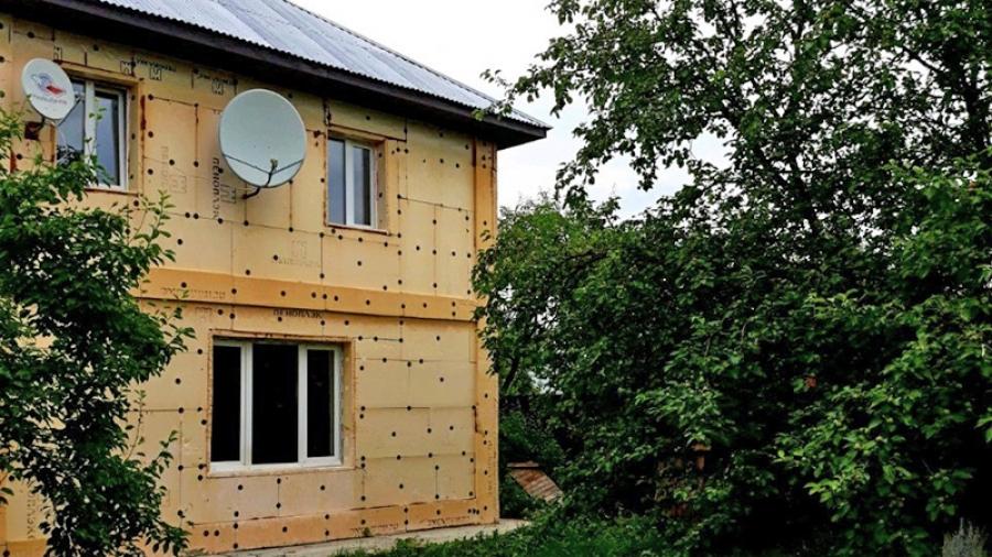 Дом под Обнинском, из которого выселили целую семью, выставлен на продажу