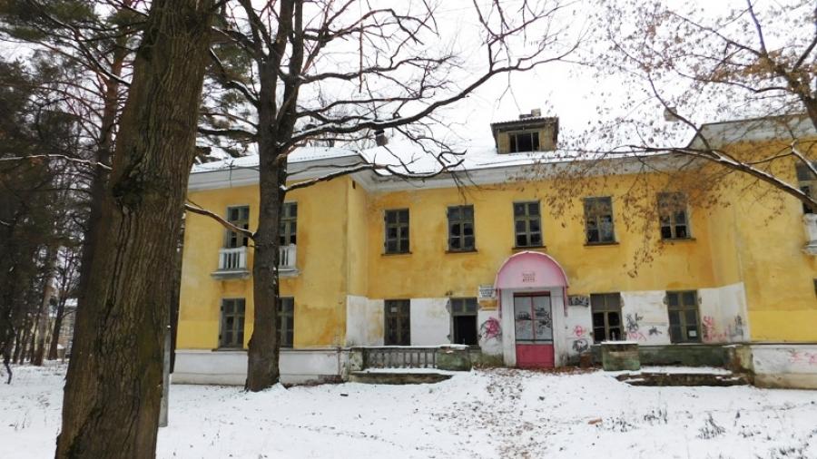 Здание бывшего детского сада на Пирогова, 14 начали демонтировать