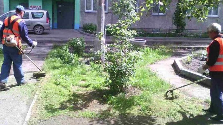 До конца ноября в Обнинске за домами должны закрепить прилегающие территории