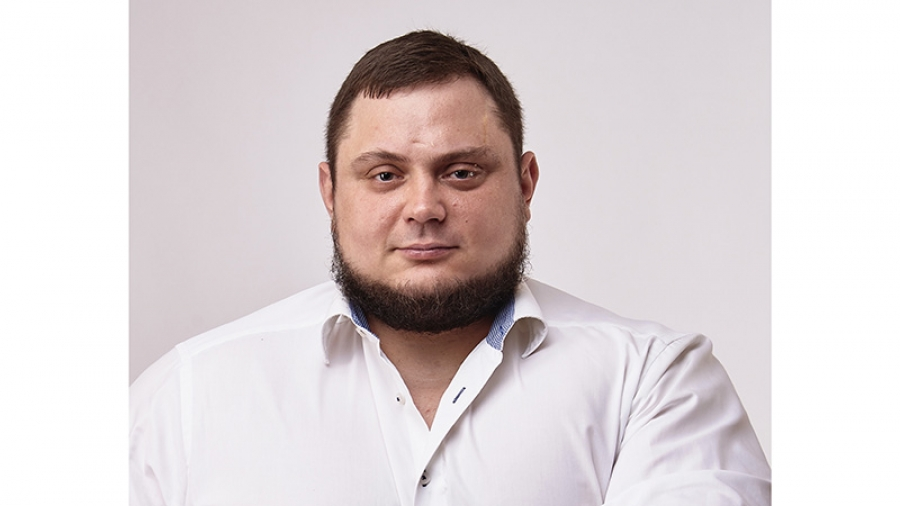 Человек года. Дмитрий Калякин