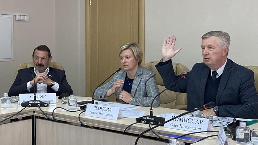 В Обнинске приступили к работе над законом о научной деятельности