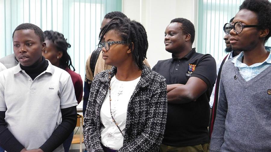 В Обнинске побывали победители конкурса онлайн-видео из Кении, Танзании и Нигерии