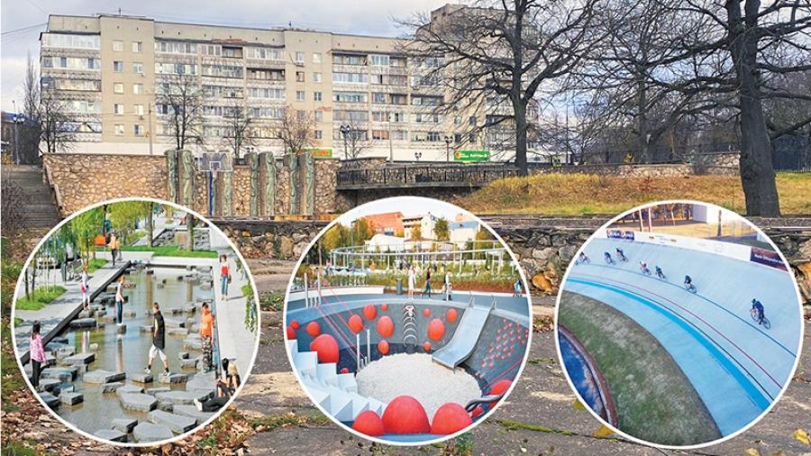 В Обнинске намерены обустроить овраг возле кинотеатра «Мир»
