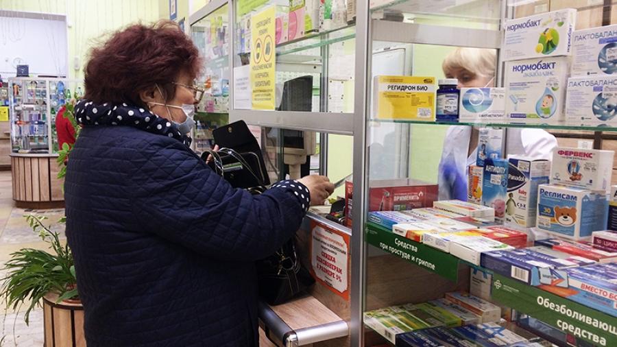 Жители Обнинска покупают «противопростудные» лекарства впрок