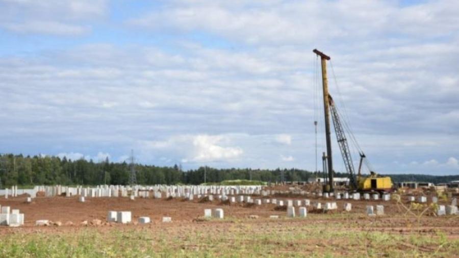 В индустриальном парке «Ворсино» начали строительство рыбоперерабатывающего комбината