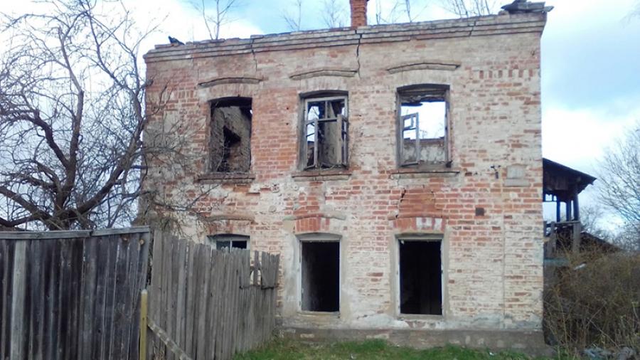 На экскурсию в руины