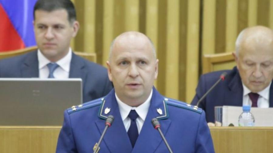 Новым прокурором Калужской области назначен Дмитрий Чумак