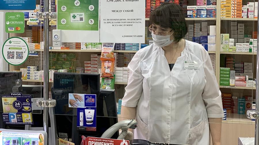 В аптеки «Хэлзфарм» поступили новые многоразовые маски от известного производителя брендовой спортивной одежды «Каро»