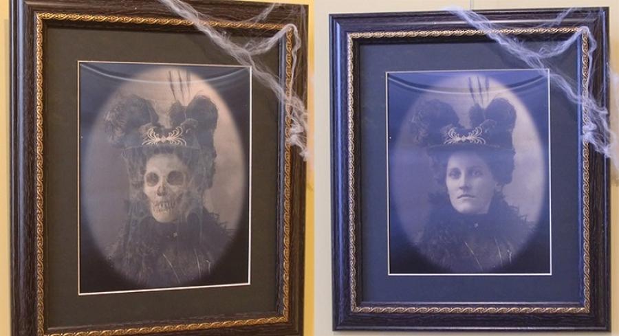 «Страшные воспоминания»: в Калуге открылась выставка мистических работ американского фотохудожника