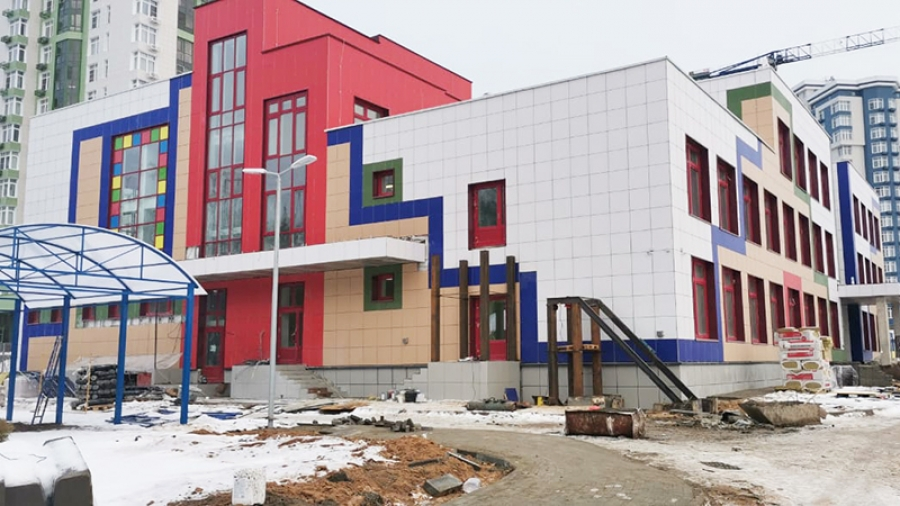 В этом году в Обнинске построят три новых детских садика и откроют две группы краткосрочного пребывания