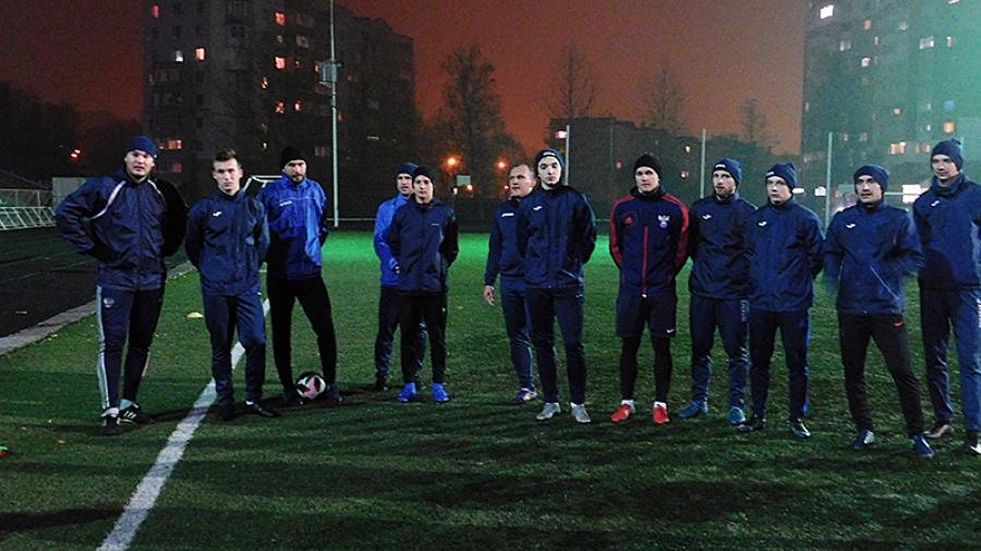 10 ноября обнинский «Квант» сыграет последнюю игру перед зимним перерывом