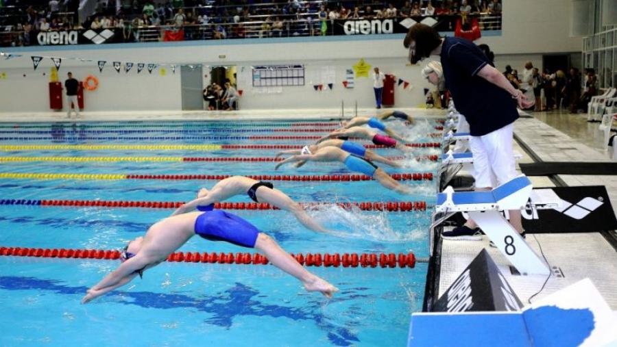 В обнинском «Олимпе» пройдет финал Кубка России по плаванию