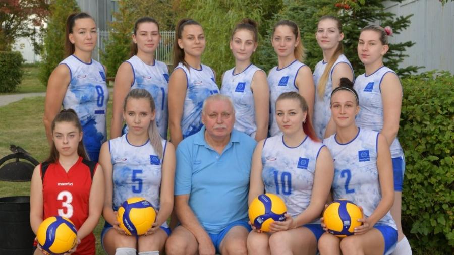 Сегодня обнинские волейболистки у себя дома сыграют свою первую игру в Чемпионате России
